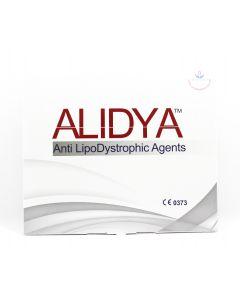 Alidya Anti Lipodystrophic Agents (5 vials of powder + 5 vials of solution)