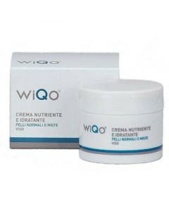 WiQo Nourishing and Moisturizing Face Cream For Normal Cream 1 x 50ml)