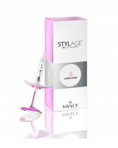 Stylage Bi-Soft S Lidocaine (2×0.8ml)