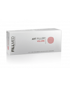 Fillmed Art Filler Volume with Lidocaine (2x1.2ml)
