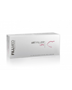 Fillmed Art Filler Lips Lidocaine (2x1ml)
