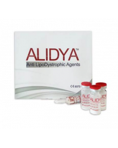 Alidya Anti Lipodystrophic Agents (5 vials of powder + 5 vials of solution)