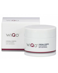 WiQo Elasticizing Anti-Drying Body Cream (1x200ml)